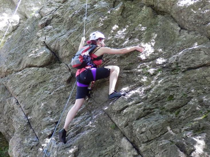 Klettersteig Mödling : Klettersteig mödling